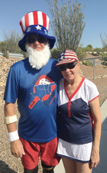 Gary and Peggy Stevens