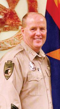 Sheriff Mark J. Dannels