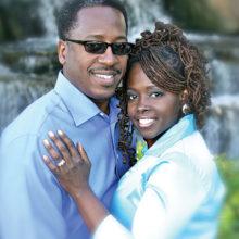 Vocal artists Mark and Arlette Willis