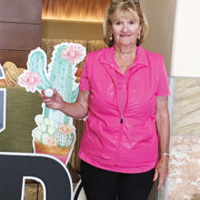 Gail Fosmire hole-in-one honors