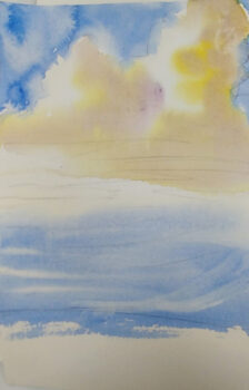 Easy Clouds, Peggy Hegg (artist)