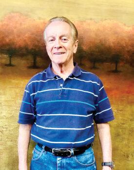 Bob Osborne, Chair, Dance Lessons Committee