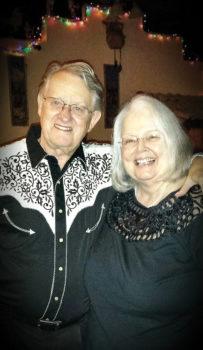 Instructors Jane and Stan Gromelski.