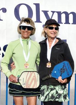 Cheryl Simpson and Janet Jensen