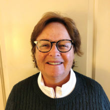 Debbie Thompson, 2020 Club Champion