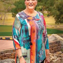 Monica Gray (Photo by Bob Shay)