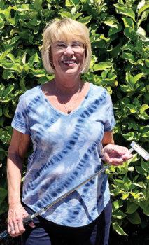 MVLP's Putter in the Spotlight, Sandy Strack