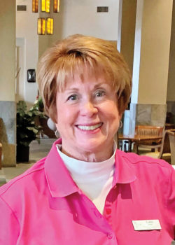 Linda Rouse, MPLN 2020 Club Championship winner