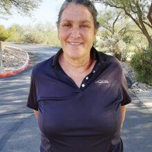 Golf Pro Jane Chanik