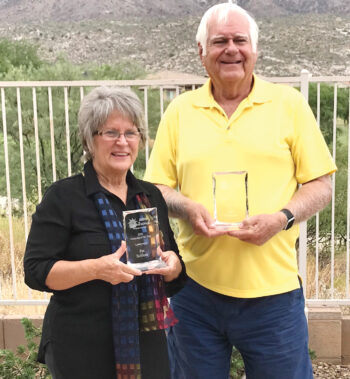Pat and Jim Schlote have been selected as the SBCO Volunteers of the Year for 2020.