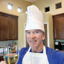 Unit 27 resident and chef, Phil Doyle (Photo submitted by Phil Doyle)