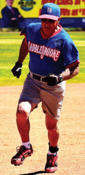 Ron Quarantino has played in more than 2,200 softball games at SaddleBrooke.