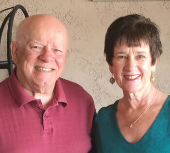 Camille and Joe Esterman are proud SBCO Scholarship Endowment Program donors.
