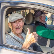 Charles Gutekuntz, 101 years