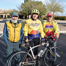 Delivery coordinators (left to right): Bruce Hale, Jim Thom, and Dan Hoshino