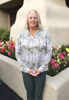 Brenda Brown, January 2021 Gross ACE Winner