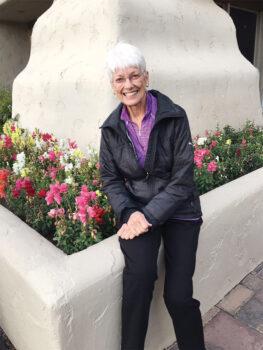 Christine Smith, January 2021 Net ACE Winner
