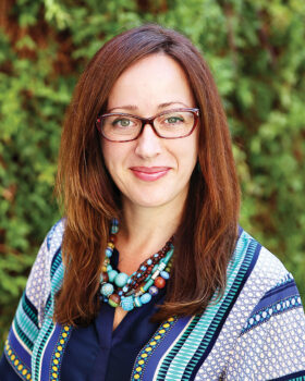Tanya Quist is a University of Arizona faculty member in the School of Plant Sciences and Director of the University of Arizona Campus Arboretum.