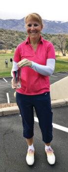 B.J. Murray, winner of the 2021 Presidents Cup
