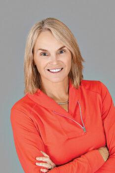 Helen Graham, February Overall Low Gross ACE winner