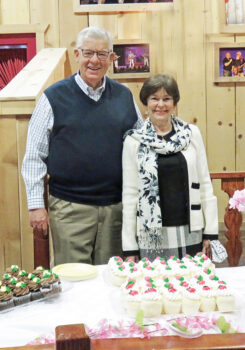 Ron and Susie Gannett