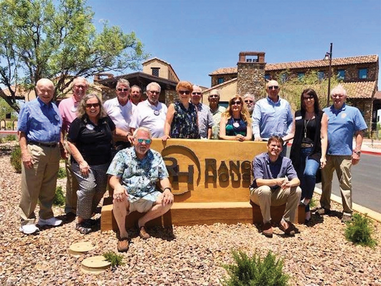 The Rotary Club of SaddleBrooke is on the move to the Ranch House at SaddleBrooke Ranch for the summer!